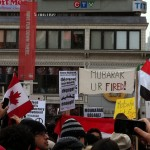 Rally for Egypt & Tunisia [Video]