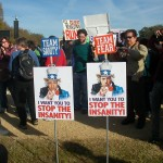 Rally to Restore Sanity and/or Fear!