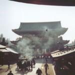 Japan sites: Buddhist temple Senso-ji [Repost]