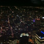 Toronto by Night from the top of the CN Tower