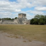 Chichen Itza Sites: Great Ball Court [Repost]