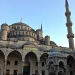 Istanbul Sites: Sultanahmet Camii (Blue Mosque)