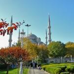 Istanbul Sites: Sultanahmet Camii tour [Video]