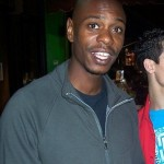 Dave Chappelle at the Winter Garden Theatre