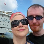 Carnival Imagination's galley tour [Video]