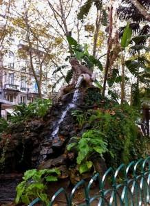 street-fountain