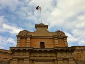 mdina-gateflag