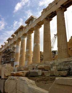 parthenon-columns