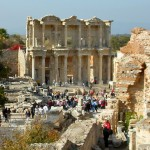 Ephesus sites: Library of Celsus [Photo tour]