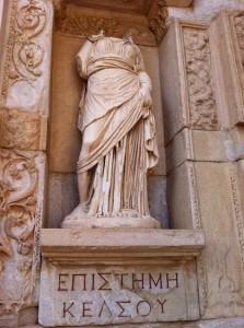 celsus-statue