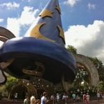Celebrating Hollywood at Disney World