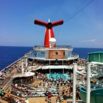 Abridged history of the Carnival Cruise Line