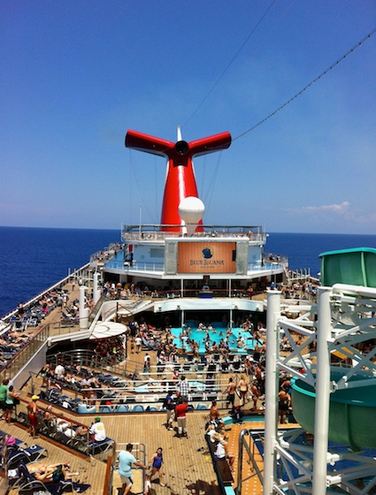 Abridged Hisotry Of The Carnival Cruise Line - Carnival cruise ship history