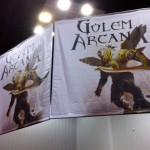 Golem Arcana Interview: GenCon 2014 [Video]