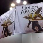 Golem Arcana Interview: GenCon 2014 [Video]