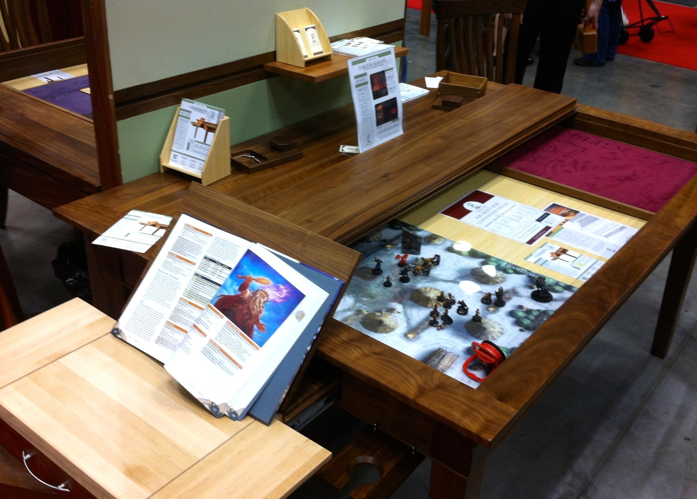 Geek Chic Furniture Heirlooms For Gamers - 10-geek-furniture-designs