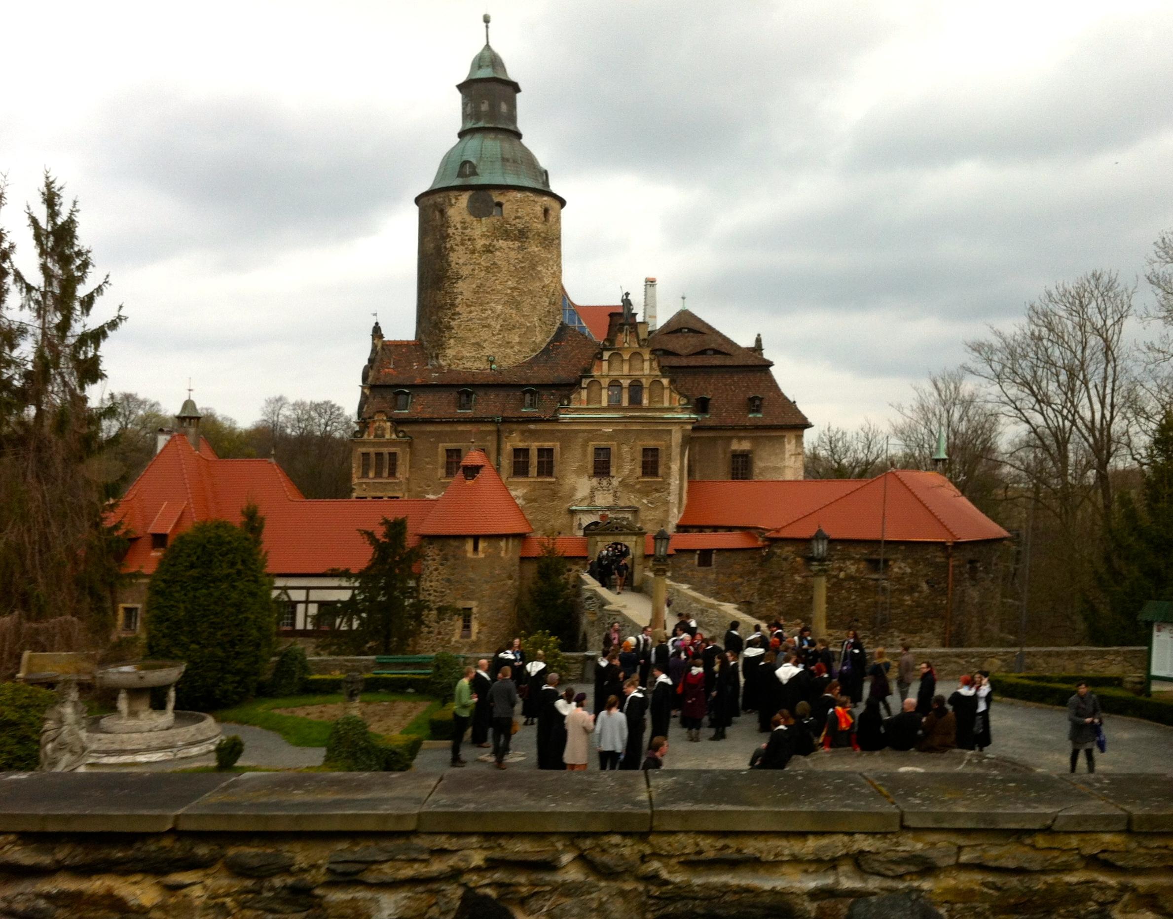 czocha-castle