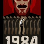 iO9 Top 10 Sci-fi books: 1984 by George Orwell