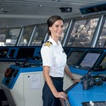 Celebrity's First Female Cruise Ship Captain